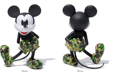MICKEY 90th x BAPE VCD Full Set