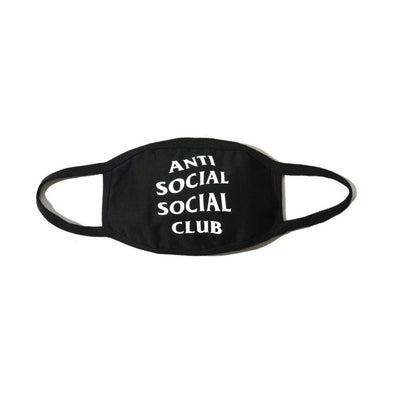 ASSC Logo Face mask