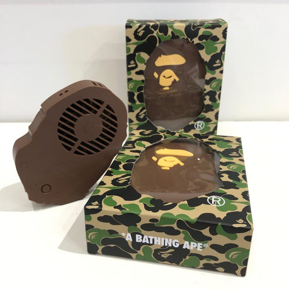 Bape Ape Head Portable Fan