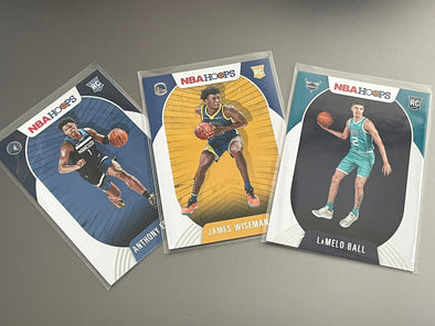 2020-21 Panini NBA Hoops Rookie Card