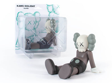 "KAWS:HOLIDAY Limited 7"" Vinyl Figure (Brown)"