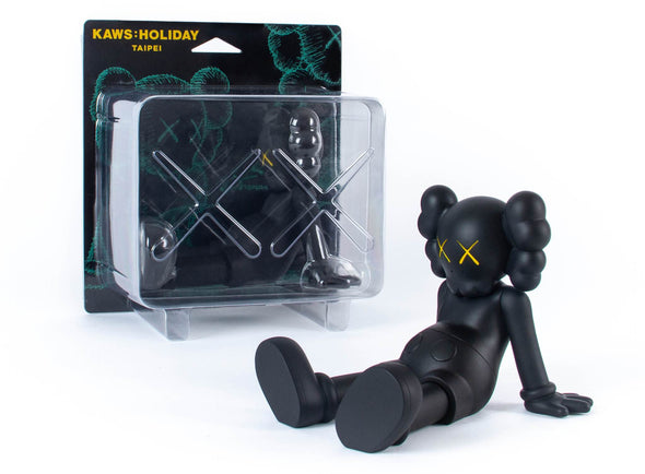 "KAWS:HOLIDAY Limited 7"" Vinyl Figure (Black)"