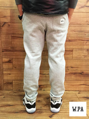 W.PA 3 Stripes Premium Sweatpants ( Grey )