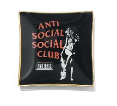 Hysteric Glamour | ASSC Ashtray