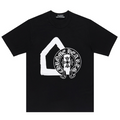 CHROME HEART X DSM CH Logo Tee (Black)