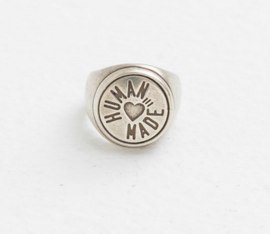 Human Made Button Ring