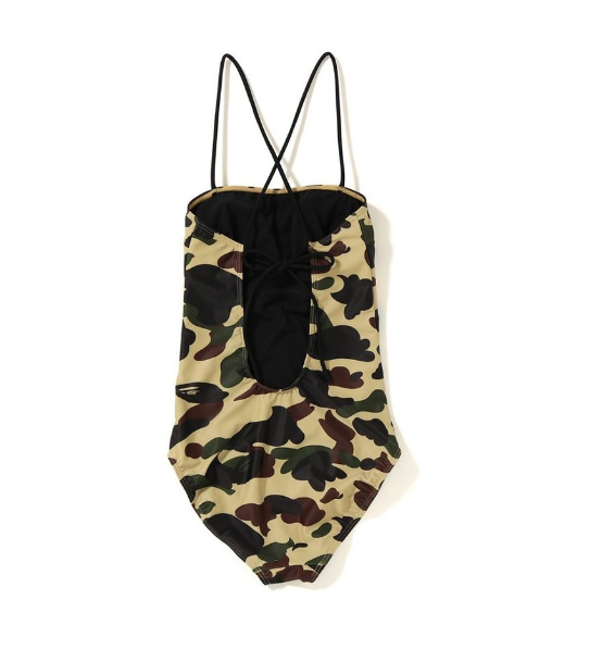 Bape Camo Swimsuits (Yellow)