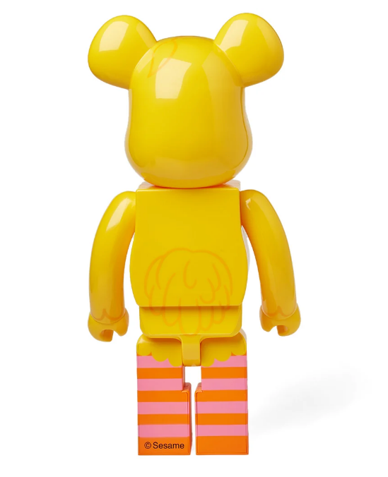 Medicom Big Bird Be@rbrick Yellow 1000%