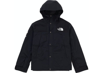 Supreme The North Face Arc Logo Mountain Parka Black