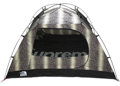Supreme The North Face Snakeskin Taped Seam Stormbreak 3 Tent Black