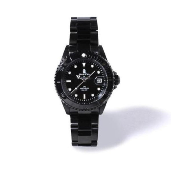 A Bathing Ape Bapex Type 1 Black
