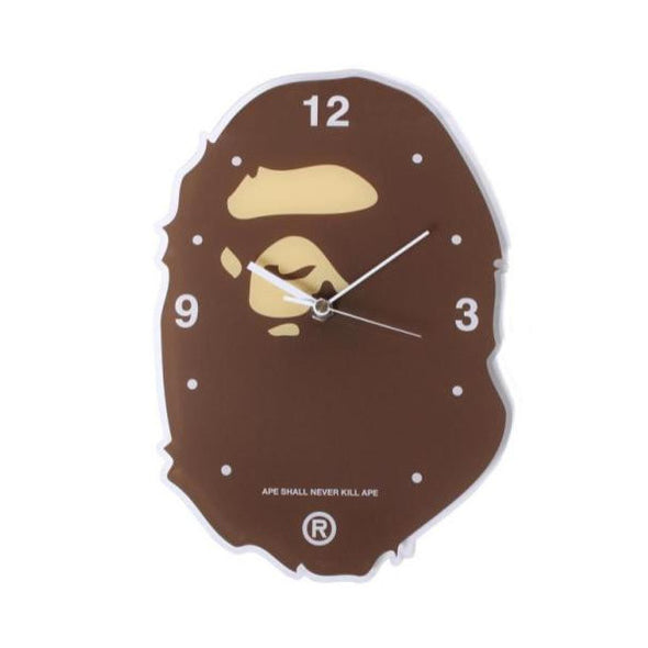 Bape Ape Head Clock