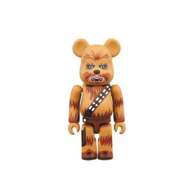 Starwars Chewbacca 100% Be@rbrick