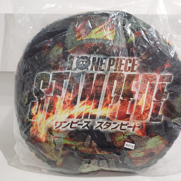 "One Piece ""STAMPEDE"" Mega Cushion"