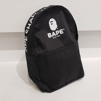 "Bape ""Ape Shall Never Kill Ape"" Backpack"