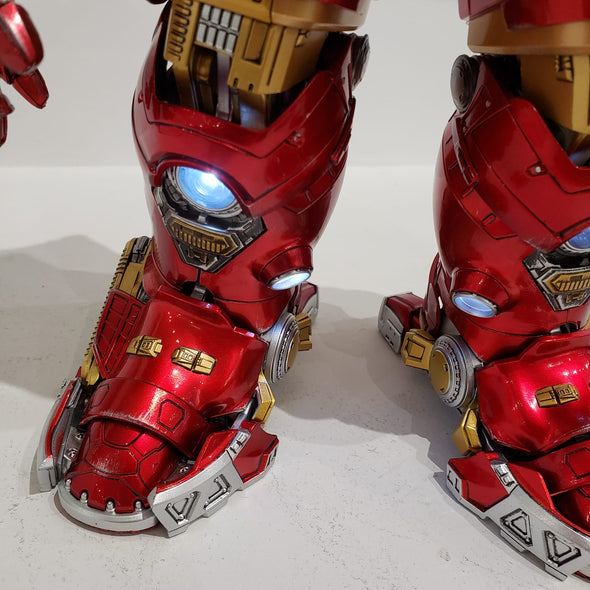 "Avengers: Age of Ultron Die-Cast ""Iron Man Mark XLIV Hulkbuster"" (1/12 Scale Figure)"