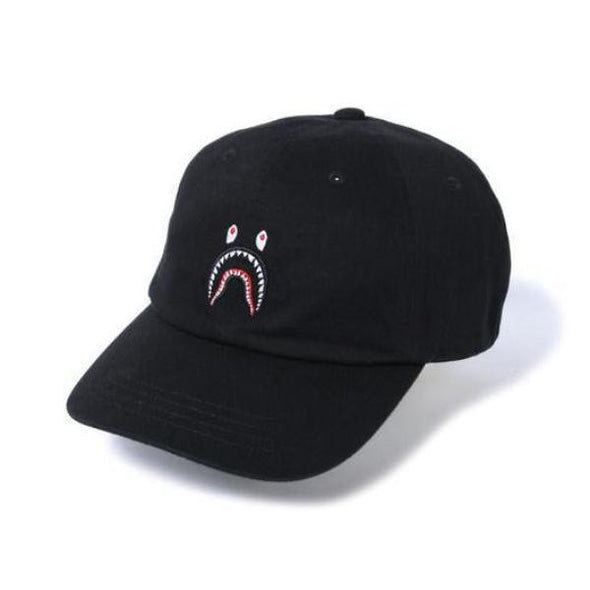 Bape Shark Cap (Black)