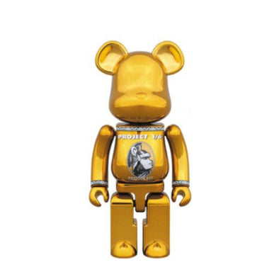 Project 1/6 Chogokin Centurion Gold 200% Be@rbrick