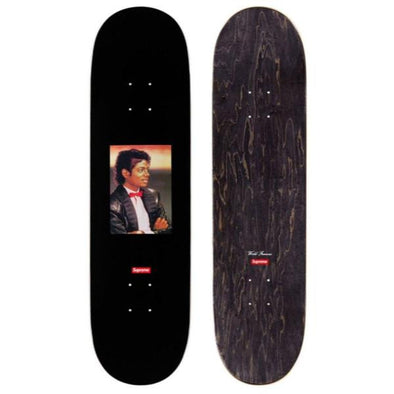 Supreme Michael Jackson Skateboard (Black)