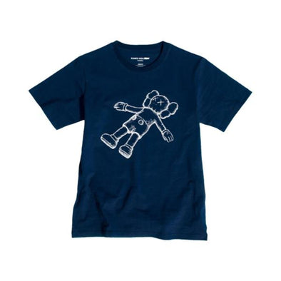 Kaws Holiday Companion Tee Navy