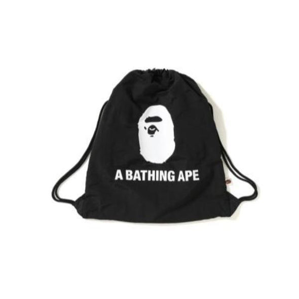 Bape Knapsack string Bag