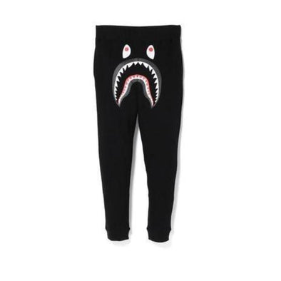 Bape Shark Slim Sweatpants (Black)