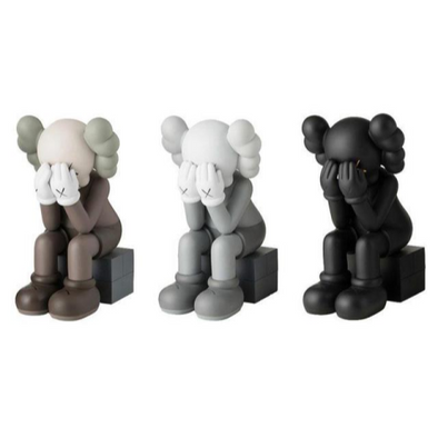 Kaws Passing Through Vinyl Figure