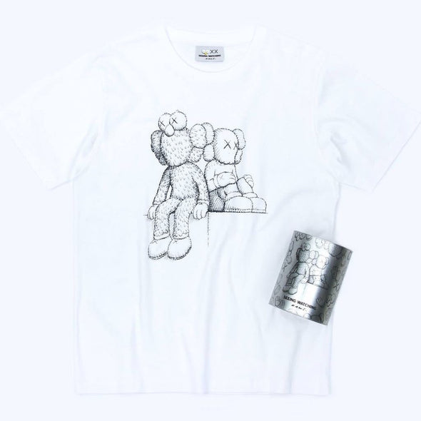 Kaws Seeing/Watching Tee (C)