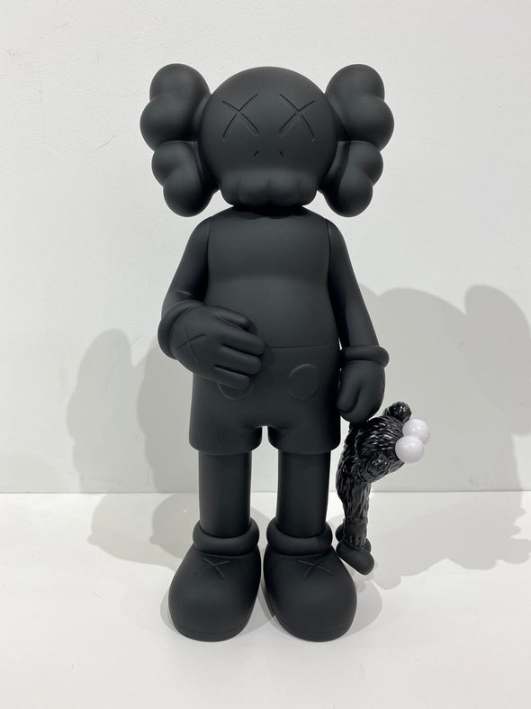 KAWS Share Vinyl Figure Black