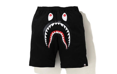 BAPE Space Camo Reversible Shark Shorts