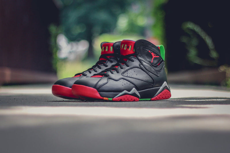 "NIKE AIR JORDAN 7 RETRO ""University Red"" (304775-029)"