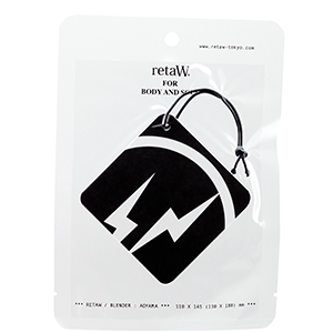 RetaW Fragment Fragrance Car Tag
