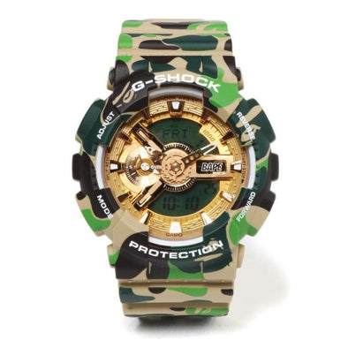 "BAPE x G-SHOCK 25th ""GA-110"""