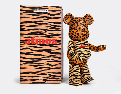 "Atmos x Medicom Toy ""Animal"" BE@RBRICK 400%"