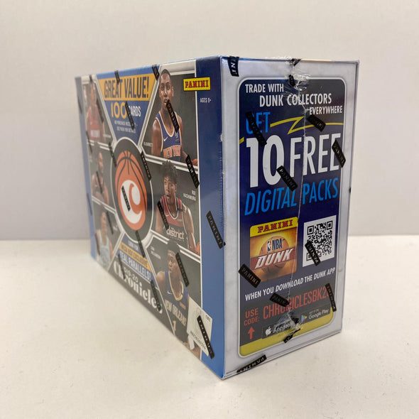 2019-20 Panini Chronicles Basketball 100 ct. Mega Box