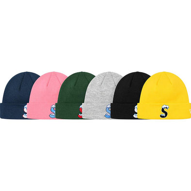 Supreme New Era S Logo Beanie (FW20)