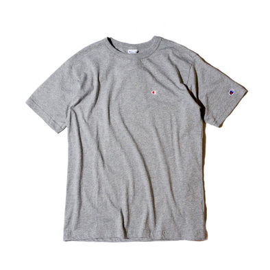 Champion JP Small Embroidery Tee (Grey)