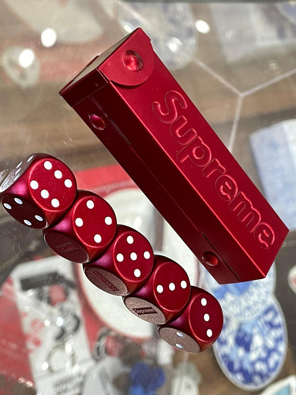 Supreme Aluminum Dice Set