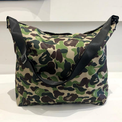 Bape ABC Camo Shoulder Bag