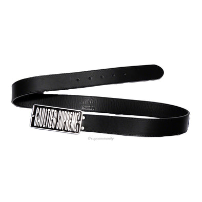 Supreme®/Jean Paul Gaultier® Belt(Black)