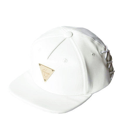 HATER Glove Snapback (White)