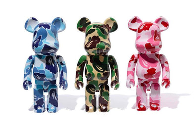 "BAPE ""ABC CAMO"" BE@RBRICK 1000%"