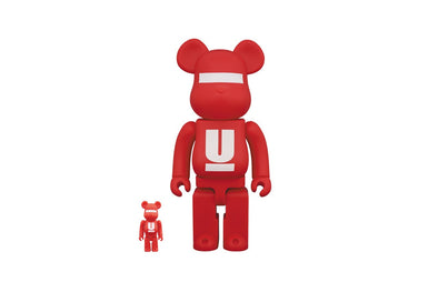 Medicom Toy & UNDERCOVER Bearbrick 400% & 100% Set