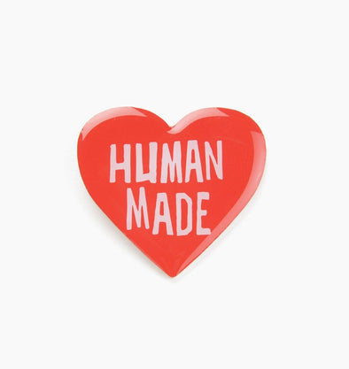 HUMAN MADE Heart Pin