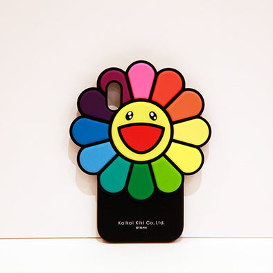 Takashi Murakami Flower Iphone Case (X/Xs/XR/Xs Max)