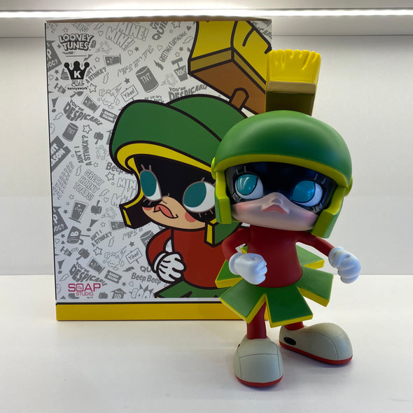 Looney Tunes X Soap Studio X Kenny Wong Get Animated Marvin The Martian