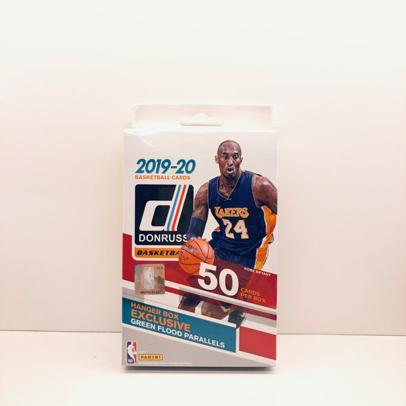 2019-20 Panini Donruss Basketball 50 cards Box