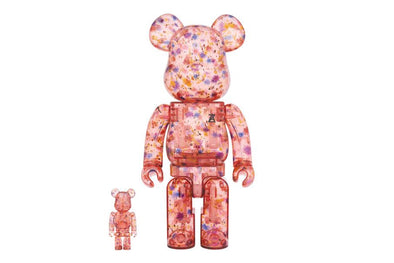 ANREALAGE BE@RBRICK 400% & 100% set
