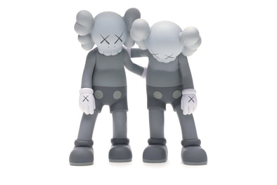 KAWS Along The Way Vinyl Figure Grey