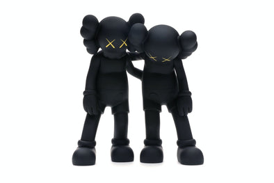 KAWS Along The Way Vinyl Figure Black